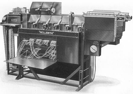 La máquina tabuladora de Hollerith y el inicio de la informática
