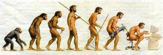 El hombre y la tecnología: del hombre moderno al hombre primitivo